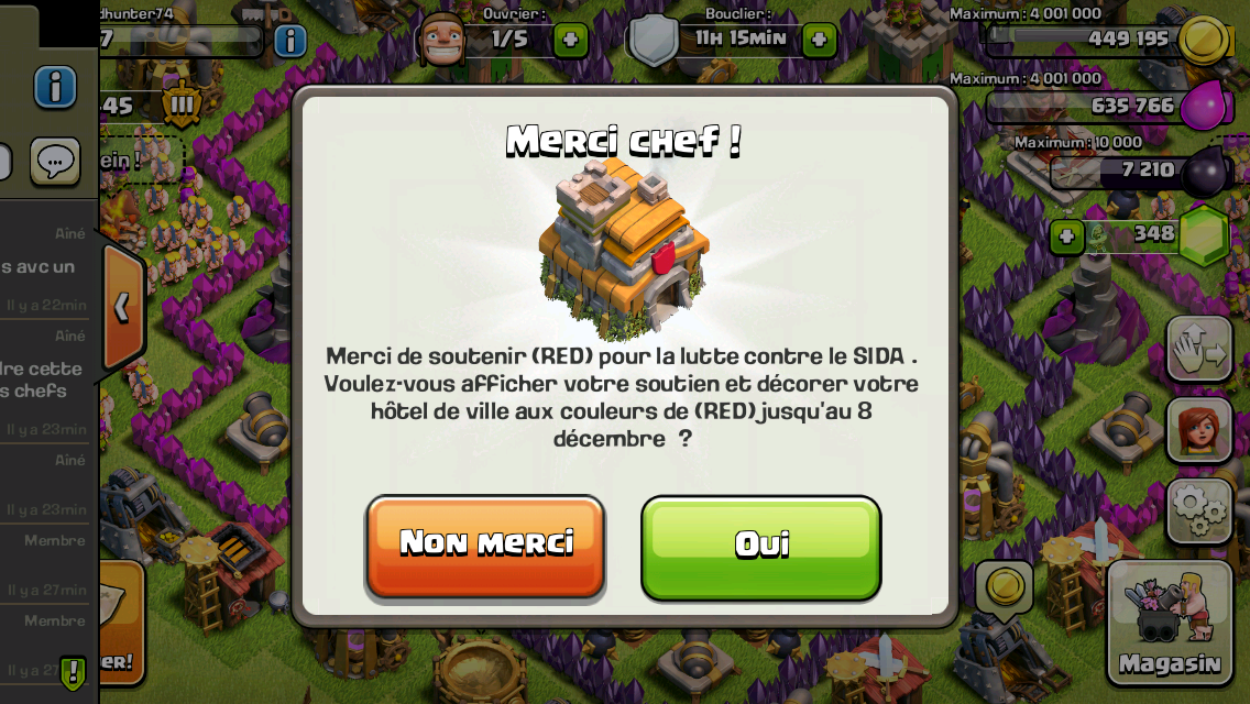 novembre | 2014 | . . : : Clash Of Clan Barbares d'Ades